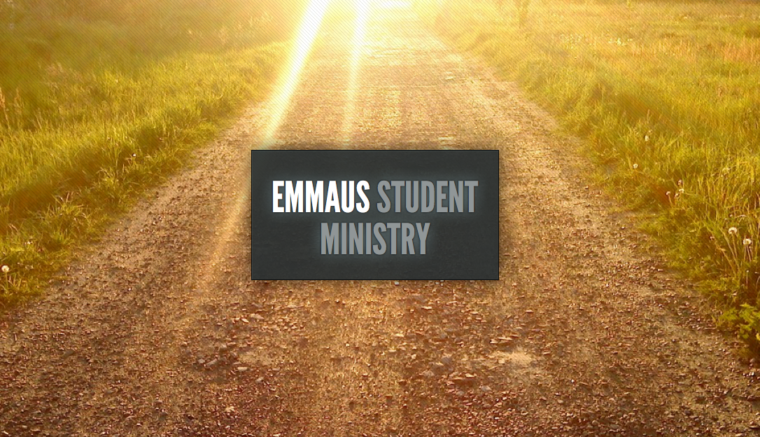 Emmaus Student Ministry